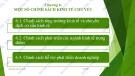 Bài giảng điện tử học phần Chính sách kinh tế xã hội: Chương 6 - ĐH Thương mại