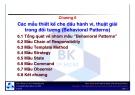 Bài giảng môn Phân tích & thiết kế phần mềm hướng đối tượng: Chương 6 - TS. Nguyễn Văn Hiệp