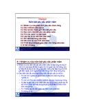 Bài giảng Nhập môn công nghệ phần mềm: Chương 6 - TS. Nguyễn Văn Hiệp
