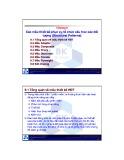 Bài giảng Nhập môn công nghệ phần mềm: Chương 9 - TS. Nguyễn Văn Hiệp