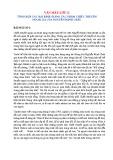 Tổng hợp bài bình giảng tác phẩm Chiếc thuyền ngoài xa của Nguyễn Minh Châu