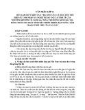 Bài thơ Câu cá mùa thu thể hiện sự cảm nhận và nghệ thuật gợi tả tinh tế của Nguyễn Khuyến về cảnh sắc mùa thu đồng bằng Bắc Bộ, đồng thời cho thấy tình yêu thiên nhiên, đất nước, tâm trạng thời thế của tác giả
