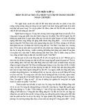 Phân tích vai trò của nhân vật Thị Nở trong truyện ngắn Chí Phèo