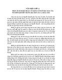 Phân tích nghệ thuật sử dụng từ ngữ độc đáo của Nguyễn Khuyến trong bài thơ Câu cá mùa Thu