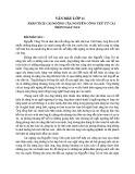 Phân tích cái ngông của Nguyễn Công Trứ từ cái nhìn ngày nay