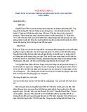Phân tích 9 câu đầu trong bài thơ Đất nước của Nguyễn Khoa Điềm