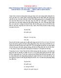 Phân tích đoạn thơ sau trong bài Đàn ghi-ta của Lorca - Thanh Thảo: Tây Ban Nha... tiếng ghi-ta ròng ròng máu chảy
