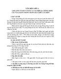 Tấm lòng vì dân vì nước và tài nhìn xa trông rộng của vua Quang Trung trong bài Chiếu cầu hiền