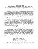 Phân tích nét chung trong cảnh thiên nhiên của Huy Cận, Xuân Diệu, Hàn Mặc Tử qua 3 bài thơ Tràng giang, Đây mùa thu tới, Đây thôn Vĩ dạ
