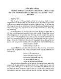 Phân tích vẻ đẹp lãng mạn và hào hùng của nhân vật trữ tình trong Lưu Biệt Khi Xuất Dương của Phan Bội Châu