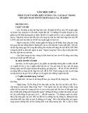Phân tích ý nghĩa biểu tượng của cái bao trong truyện ngắn Người trong bao của Sê - Khốp