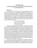 Cảm nhận khổ thơ thứ 2 trong bài thơ Đây thôn Vĩ dạ của Hàn Mặc Tử