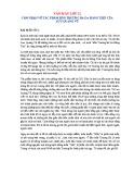 Cảm nhận về tác phẩm hồn Trương Ba da hàng thịt của Lưu Quang Vũ