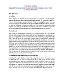Phân tích tấn bi kịch trong Hồn Trương Ba da hàng thịt của Lưu Quang Vũ