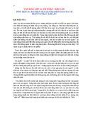 Tổng hợp các bài phân tích giá trị nhân đạo của tác phẩm Vợ nhặt - Kim Lân
