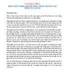 Phân tích ý nghĩa nhan đề thuốc trong truyện ngắn Thuốc của Lỗ Tấn