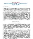 Bình giảng khổ thơ 10, 11 trong bài Tiếng hát con tàu của Chế Lan Viên