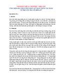 Tổng hợp 6 bài phân tích nhân vật Tràng trong tác phẩm Vợ nhặt của tác giả Kim Lân