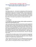 Tổng hợp 4 bài phân tích giá trị hiện thực và nhân đạo trong truyện ngắn Vợ nhặt của tác giả Kim Lân