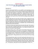 Phân tích nhân vật Việt và Chiến trong truyện Những đứa con trong gia đình