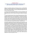 Tư tưởng và ý nghĩ phê phán trong trích đoạn kịch hồn Trương Ba, da hàng thịt - Lưu Quang Vũ