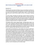 Phân tích đoạn trích Ông già và biển cả của nhà văn Hê-Minh-Uê