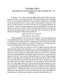 Cảm nhận 2 câu đề trong bài thơ Thương Vợ của Tú Xương