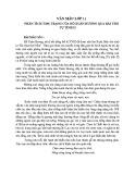 Phân tích tâm trạng của Hồ Xuân Hương qua bài thơ Tự Tình II