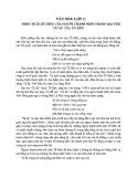 Phân tích lẽ sống của người thanh niên trong bài thơ Từ ấy của Tố Hữu