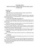 Phân tích nét đẹp cổ điển trong bài thơ Tràng Giang của Huy Cận