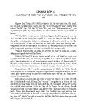 Cảm nhận về nhân vật Đan Thiềm qua vở kịch Vũ Như Tô