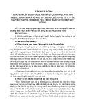 So sánh nhân vật Quản Ngục với Đan Thiềm, Huấn Cao với Vũ Như Tô trong Chữ người tử tù của Nguyên Tuân và Vĩnh biệt cửa trùng đài của Nguyễn Huy Tưởng