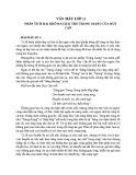 Phân tích 2 khổ đầu trong bài thơ Tràng Giang của Huy Cận