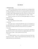 Bài giảng Sinh lý trẻ lứa tuổi Tiểu học - ĐH Phạm Văn Đồng