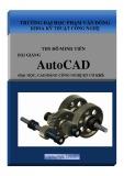 Bài giảng AutoCAD - ĐH Phạm Văn Đồng