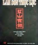 Ebook Lam Sơn thực lục - NXB Khoa học xã hội