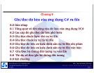 Bài giảng môn Lập trình hướng đối tượng: Chương 8 - TS. Nguyễn Văn Hiệp