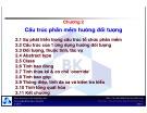 Bài giảng Các mẫu thiết kế hướng đối tượng: Chương 2 - TS. Nguyễn Văn Hiệp