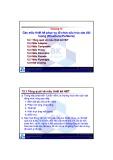 Bài giảng môn Lập trình hướng đối tượng: Chương 13 - TS. Nguyễn Văn Hiệp