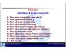 Bài giảng Các mẫu thiết kế hướng đối tượng: Chương 3 - TS. Nguyễn Văn Hiệp