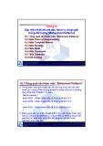 Bài giảng môn Lập trình hướng đối tượng: Chương 15 - TS. Nguyễn Văn Hiệp