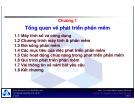 Bài giảng Các mẫu thiết kế hướng đối tượng: Chương 1 - TS. Nguyễn Văn Hiệp