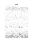 Luận án Tiến sĩ: Năng lực của lãnh đạo chính quyền cấp xã khu vực miền núi (Nghiên cứu tỉnh Sơn La)
