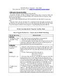 Chuyên đề 16: Sang Thu