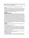 Chuyên đề 7: Bài thơ về tiểu đội xe không kính