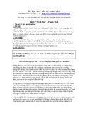 Chuyên đề 20: Ôn tập Ngữ văn 8