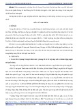 Luyện thi vào lớp 10 môn Ngữ văn: Hoàng Lê nhất thống chí
