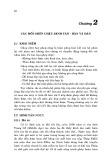 Bài giảng Vẽ kỹ thuật cơ khí: Chương 2 - Mối ghép chặt đinh tán, hàn và dán