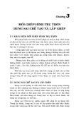 Bài giảng Vẽ kỹ thuật cơ khí: Chương 3 - Mối ghép hình trụ trơn dung sai chế tạo và lắp ghép