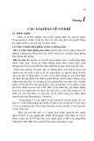 Bài giảng Vẽ kỹ thuật cơ khí: Chương 1 - Các loại bản vẽ cơ khí
